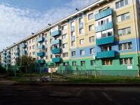 Альметьевск, улица Гафиатуллина, дом 9. многоквартирный дом