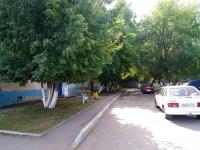 Almetyevsk, Gafiatullin st, 房屋 10А. 公寓楼
