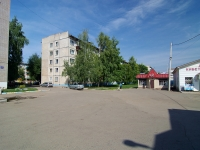 Almetyevsk, Gafiatullin st, house 10. Apartment house