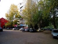 Альметьевск, улица Гафиатуллина, дом 11А. многоквартирный дом