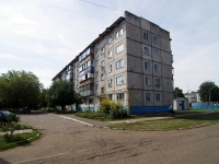 Almetyevsk, Gafiatullin st, 房屋 12А. 公寓楼
