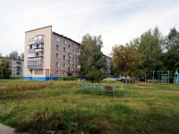Almetyevsk, Gafiatullin st, 房屋 13А. 公寓楼
