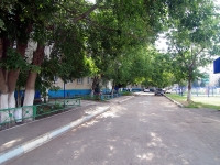 Almetyevsk, Gafiatullin st, house 18А. Apartment house