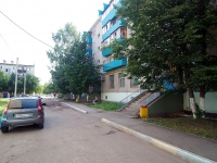 Almetyevsk, Gafiatullin st, house 20. Apartment house