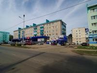 Almetyevsk, Gafiatullin st, house 20. Apartment house