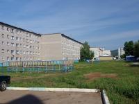 Альметьевск, улица Гафиатуллина, дом 22А. многоквартирный дом