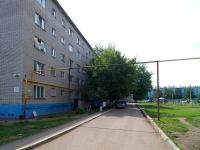 Almetyevsk, Gafiatullin st, 房屋 22А. 公寓楼