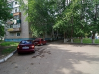 Almetyevsk, Gafiatullin st, house 27. Apartment house