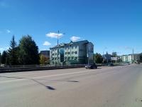 Альметьевск, улица Нефтяников, дом 10. офисное здание