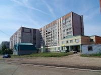Almetyevsk, Neftyanikov st, 房屋 15. 公寓楼