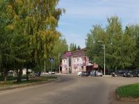 """Альметьевск, улица Нефтяников, дом 23А. гостиница (отель) """"Фламинго"""""""
