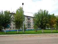 Альметьевск, улица Нефтяников, дом 27. многоквартирный дом