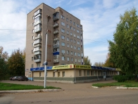 Альметьевск, улица Нефтяников, дом 37. многоквартирный дом