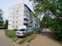 Almetyevsk, Neftyanikov st, house 39. Apartment house