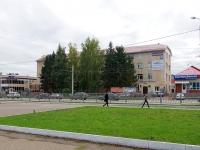 Альметьевск, улица Ленина, дом 1Б. офисное здание