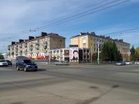 Альметьевск, улица Ленина, дом 2А. многоквартирный дом