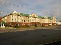 Альметьевск, улица Ленина, дом 2. институт Альметьевский государственный нефтяной институт