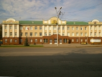 Альметьевск, институт Альметьевский государственный нефтяной институт, улица Ленина, дом 2