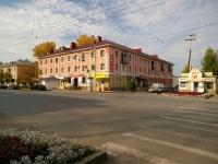 Альметьевск, улица Ленина, дом 4. многоквартирный дом