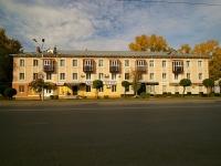 Альметьевск, улица Ленина, дом 8. многоквартирный дом