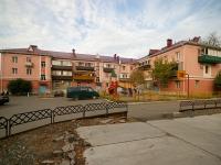 Альметьевск, улица Ленина, дом 11. многоквартирный дом