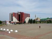 "Almetyevsk, hotel ""Альметьевск"", Lenin st, house 94"