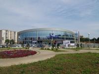 """Almetyevsk, 购物中心 """"Панорама"""", Lenin st, 房屋 100"""