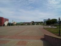 Almetyevsk, square