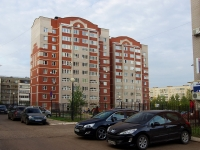Almetyevsk, avenue Stroiteley, house 6. Apartment house