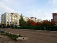 Almetyevsk, avenue Stroiteley, house 8. Apartment house