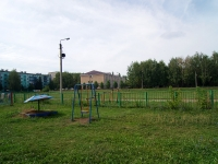 Almetyevsk, 大学 КГТУ им А.Н. Туполева, Stroiteley avenue, 房屋 9Б