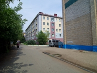 Almetyevsk, Stroiteley avenue, house 9. Apartment house