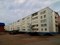 Almetyevsk, avenue Stroiteley, house 12. Apartment house