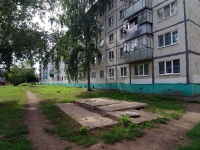 Almetyevsk, Stroiteley avenue, house 15. Apartment house