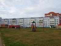 Альметьевск, Строителей проспект, дом 18. многоквартирный дом
