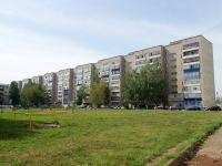 Almetyevsk, Stroiteley avenue, house 39. Apartment house