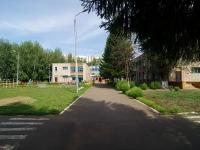 """Almetyevsk, 幼儿园 №45 """"Космос"""", Stroiteley avenue, 房屋 41А"""