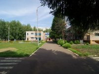 "Almetyevsk, nursery school №45 ""Космос"", Stroiteley avenue, house 41А"