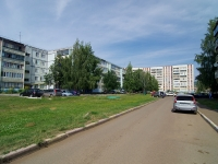 Almetyevsk, Stroiteley avenue, house 43А. Apartment house