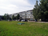 Almetyevsk, Stroiteley avenue, house 43. Apartment house