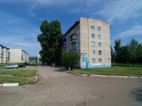 Almetyevsk, Stroiteley avenue, house 47. Apartment house