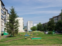 Almetyevsk, Stroiteley avenue, house 49А. Apartment house