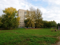 Almetyevsk, Mira st, house 1. Apartment house