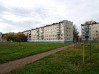 Альметьевск, улица Мира, дом 5. многоквартирный дом