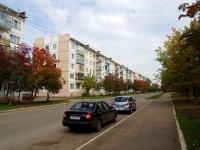 Альметьевск, улица Мира, дом 7. многоквартирный дом