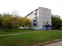 Альметьевск, улица Мира, дом 9. многоквартирный дом