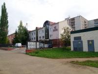 Альметьевск, улица Мира, дом 10/1. офисное здание