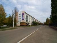 Альметьевск, улица Мира, дом 11. многоквартирный дом
