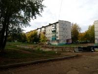 Альметьевск, улица Мира, дом 13. многоквартирный дом