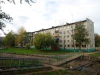 Альметьевск, улица Мира, дом 15. многоквартирный дом
